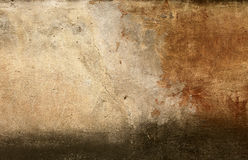 Abstrakter Wandabschluß oben Lizenzfreies Stockbild