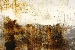 Abstrakter Wandabschluß oben Stockfotografie