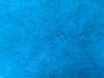 Abstrakter Wasserblauhintergrund Stockfotos