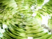Abstrakter Wasserhintergrund Stockbild