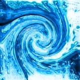 Abstrakter Wasserhintergrund Lizenzfreies Stockbild