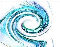 Abstrakter Wasserhintergrund Stockfotos