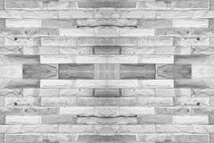 Abstrakter weißer Backsteinmauerhintergrund stockbild
