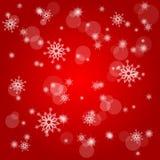 Abstrakter Weihnachtshintergrund. Lizenzfreie Stockfotografie