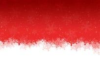 Abstrakter Weihnachtshintergrund Stockfoto