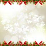 Abstrakter Weihnachtshintergrund Stockbilder
