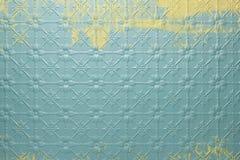 Abstrakter Weinlese-Metallhintergrund Stockbilder