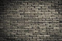 Abstrakter Weinlesebacksteinmauer-Designhintergrund Lizenzfreie Stockfotografie