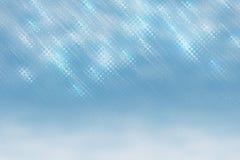 Abstrakter Winterhintergrund Stockfoto