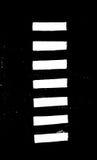 Abstrakter Zebrastreifen Lizenzfreie Stockbilder