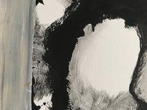 Abstrakter zeitgenössischer Art Expressionism lizenzfreies stockfoto