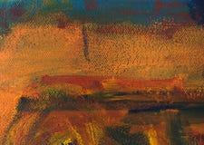Abstraktes Acryl gemalter Hintergrund Stockbilder