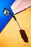Abstraktes Architektursonderkommando in Riomaggiore Stockbilder