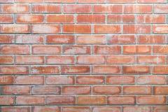 Abstraktes Backsteinmauer-Muster Lizenzfreies Stockbild
