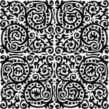 Abstraktes Barock lizenzfreie abbildung