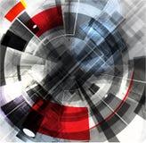 Abstraktes begrifflichdigitalrechnertechnologiegeschäft backgro Stockbild
