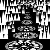 Abstraktes Bild Lizenzfreies Stockbild