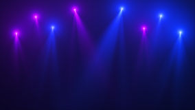 Abstraktes Bild des Beleuchtungsaufflackerns Stockbild