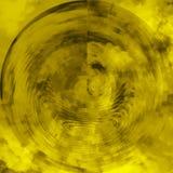 Abstraktes Blatt auf uneinheitlichem strukturiertem Hintergrund Weinlese, die Entwurf schaut lizenzfreie abbildung