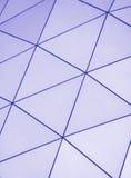 Abstraktes Blau Stockfoto