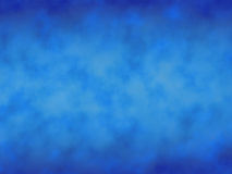Abstraktes blaues backgorund Stockbilder