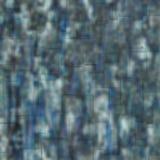 Abstraktes blaues bluring Polygon Stockfoto