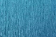 Abstraktes blaues Farbpapier Stockfotos