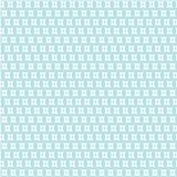 Abstraktes blaues Muster lizenzfreie abbildung