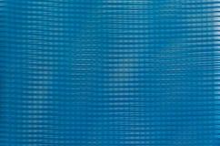 Abstraktes blaues Muster als Hintergrund Stockbild