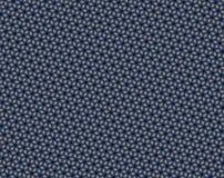 Abstraktes blaues und graues Quadratmuster Lizenzfreies Stockbild