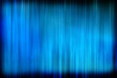 Abstraktes blaues Unschärfe mit einem Feld Lizenzfreies Stockbild