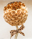 Abstraktes Blumenpapier Lizenzfreie Stockfotografie