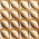 Abstraktes Bohnenmuster - nahtloser Hintergrund stock abbildung