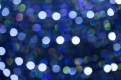 Abstraktes bokeh - verwischen Sie Foto, Bokeh-Hintergrund Stockfoto