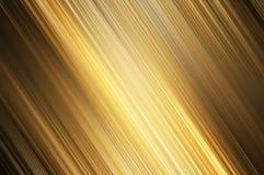 Abstraktes braunes Goldlicht Stockfotos