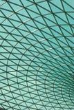 Abstraktes British Museum Lizenzfreie Stockfotografie