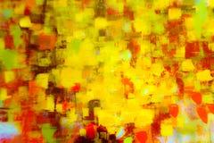 Abstraktes buntes Stockbild