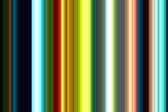 Abstraktes buntes Design, Linien abstrakter Hintergrund Stockbild