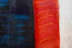 Abstraktes buntes gemalt stockfotos
