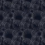 Abstraktes buntes Muster Modische geometrische Elemente Vektorst. Lizenzfreies Stockfoto