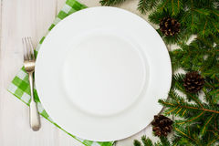 Abstraktes ChAbstract-Weihnachten und neues Jahr-Hintergrund mit altem V Lizenzfreie Stockfotografie
