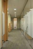 Abstraktes 3d übertrug Innenraum Lizenzfreie Stockbilder