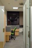 Abstraktes 3d übertrug Innenraum Stockfotos