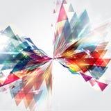 Abstraktes Design Stockfoto