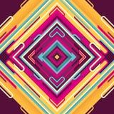 Abstraktes Design. Lizenzfreies Stockfoto