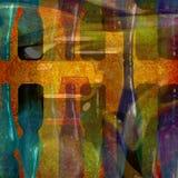 Abstraktes Design vektor abbildung