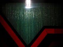 Abstraktes Design des Glases Stockbilder