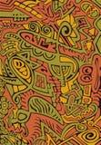 Abstraktes Design, Mosaik Stockbilder