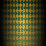 Abstraktes diagonales kariertes Muster Lizenzfreies Stockfoto