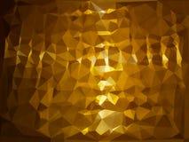 Abstraktes Dreiecke bacground Lizenzfreies Stockfoto